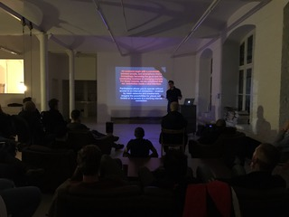 Bitnation Berlin Meetup #1 at Crypto.Salon